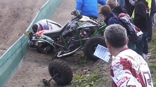 Worlds Best & Worst Quad/ATV Wrecks & Crashes
