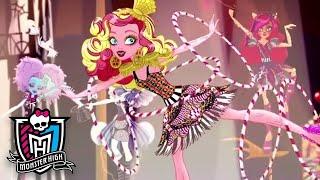 Monster High™ PolskaCyrk de Szyk Akt 1 Sezon 6Kreskówki dla dzieci