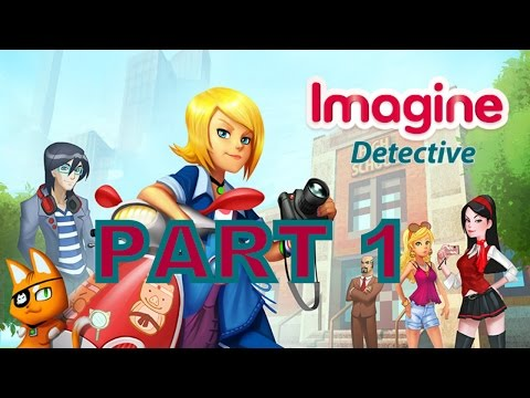 Imagine: Detective (NDS) Walkthrough Part 1 With Commentary