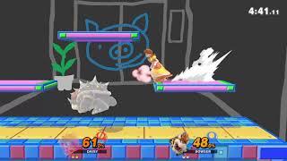 ISA Daisy vs Bowser ~ Super Smash Bros Ultimate ~
