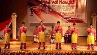 Izdan Lagu 1  Nasyid Kebangsaan 2012