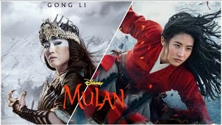 MULAN Official Final Trailer l Action Movie 2020