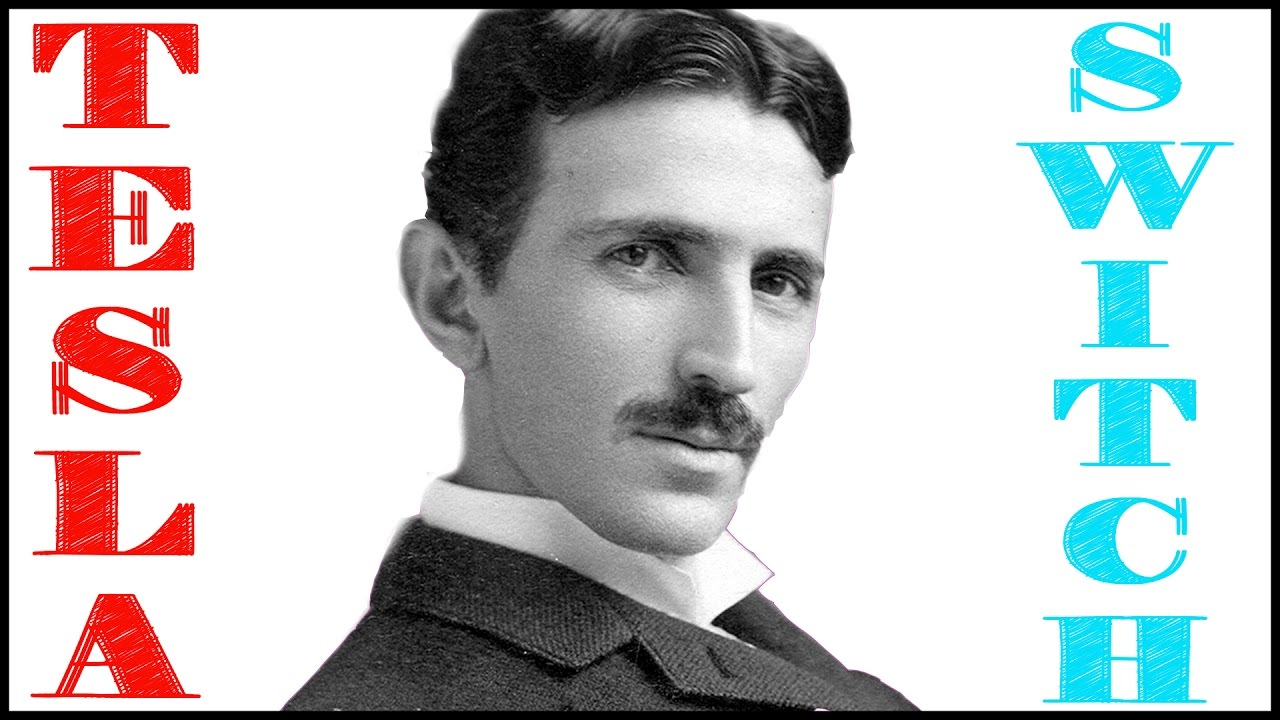 Nikola Tesla Inventions Lost Switch With 3 Li Ion 18650 The Batteries