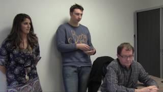 Faire de l'informatique à l'Espace Sénior de la ville d'Avallon (89)