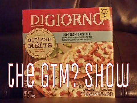 GTM? - DiGiorno Artisan Style Melts Pepperoni Speciale