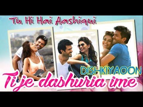Tu Hi Hai Aashiqui Albanian Lyrical | Dishkiyaoon | Harman Baweja & Ayesha Khanna | Arijit Singh