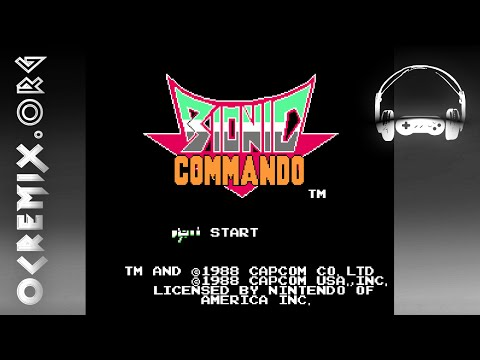 OC ReMix #2765: Bionic Commando 'Proceed Without Caution' [Bionic Commando Theme] by Sir_NutS