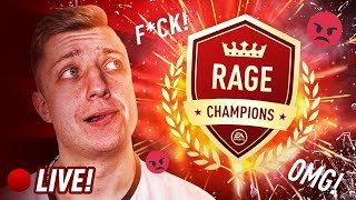 FUT CHAMPIONS!! OBY BEZ RAGE'A.... (9-4)!! - Na żywo