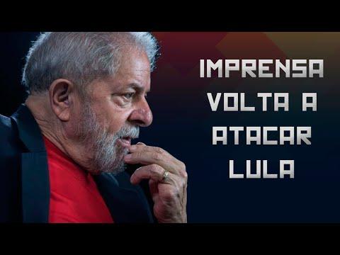 Folha usa VAZA JATO para atacar Lula