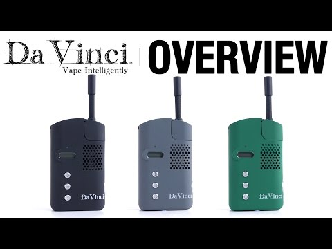 The DaVinci™ Classic Vaporizer – Overview