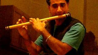 "indian bamboo fluteb""tere mere hothon pe"""