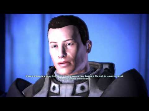 Let's Play Mass Effect - Ship Inspection & Unplanned Media Coverage - 60