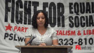 Statement by PSL 2012 Presidential Candidate: Why Young People Want Socialism