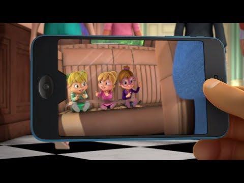 Alvinnn!!! et les Chipmunks | Buzz vidéo | NICKELODEON JUNIOR