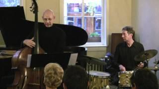 "Bob Rodriguez Trio performing ""Prelude In E minor Op.28, No.4"""