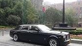 Rolls Royce Phantom The Peninsula Hotel S Drive To Tokyo Skytree Tokyo Japan Youtube