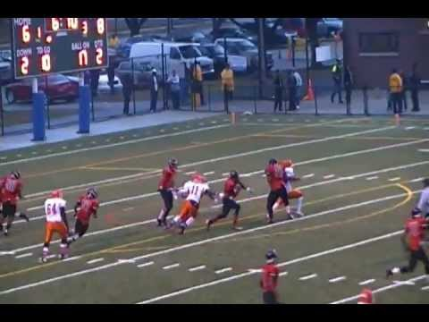 Chris Covington QB 2012 Highlights (Al Raby High School, Chicago, IL)