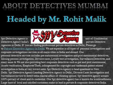 Best Private Detective Agencies in Delhi - India