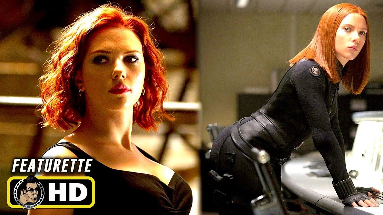 Scarlett Johansson Is Black Widow Part 2 Hd Behind The Scenes
