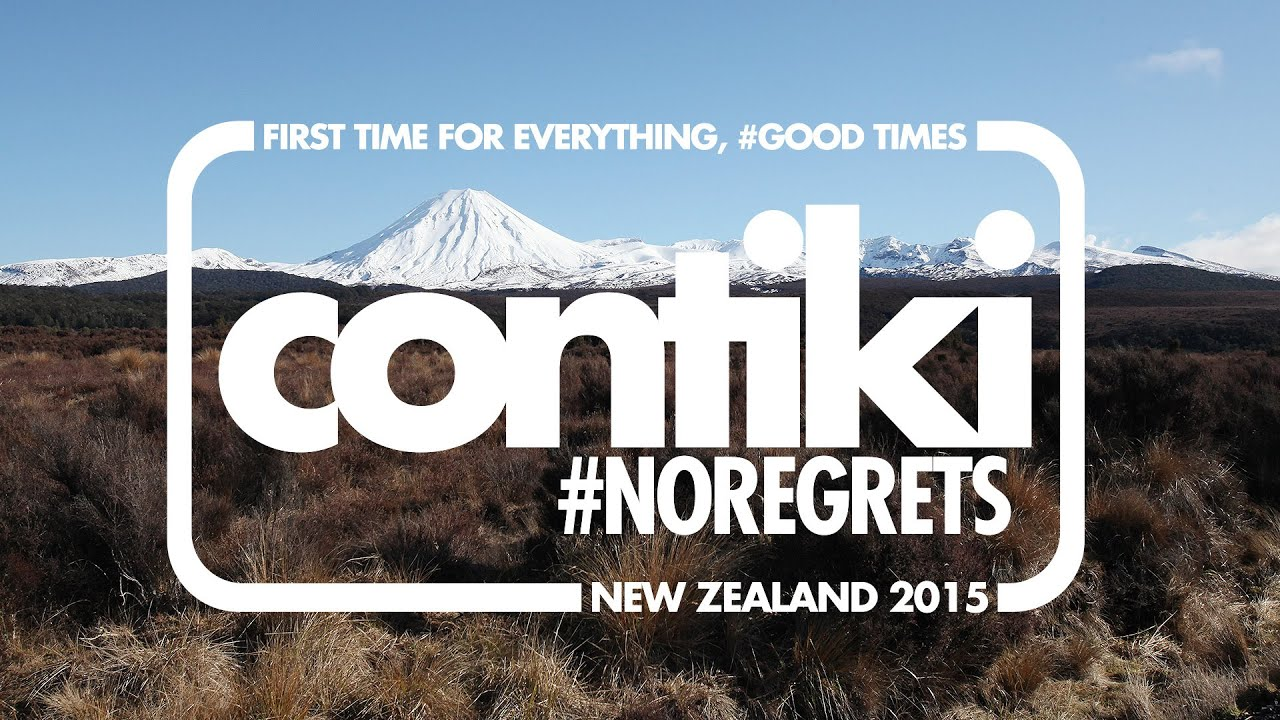 contiki new zealand 2015 good times youtube. Black Bedroom Furniture Sets. Home Design Ideas