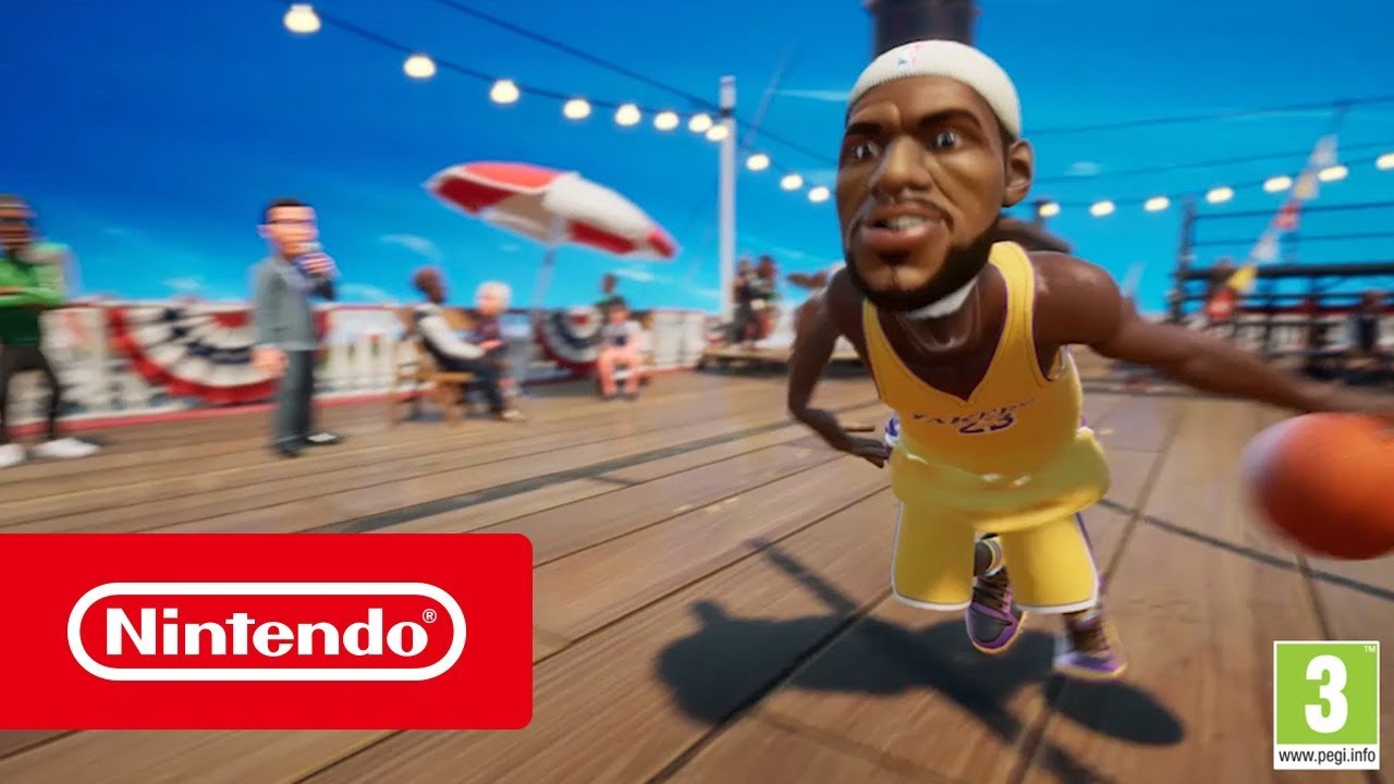 Nba 2k Playgrounds 2 Coming October 16: Bande Annonce De Lancement