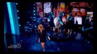 Celine Dion - Alone / Saturday Night Divas 2007 (Subtitulado en Español)