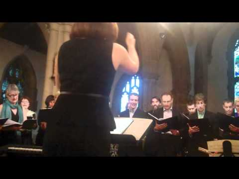 'Triduum' - Hepton Singers (by Katie Chatburn)