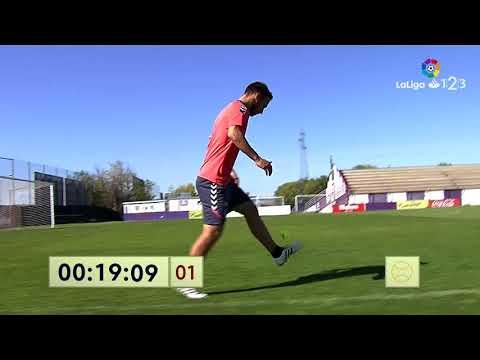 Keepy-uppy: Real Valladolid