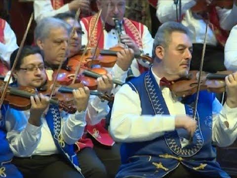 """Телеверсия: Концерт будапештского симфонического оркестра """"Сто скрипок"""""""