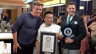 Video Guinness World Record Title & Gordon Ramsay: Good Afternoon!! download MP3, 3GP, MP4, WEBM, AVI, FLV Januari 2018
