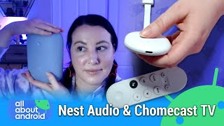 Google Hardware in Our Hands - Chromecast With Google TV, Nest Audio, Pixel 5, Pixel 4a 5g