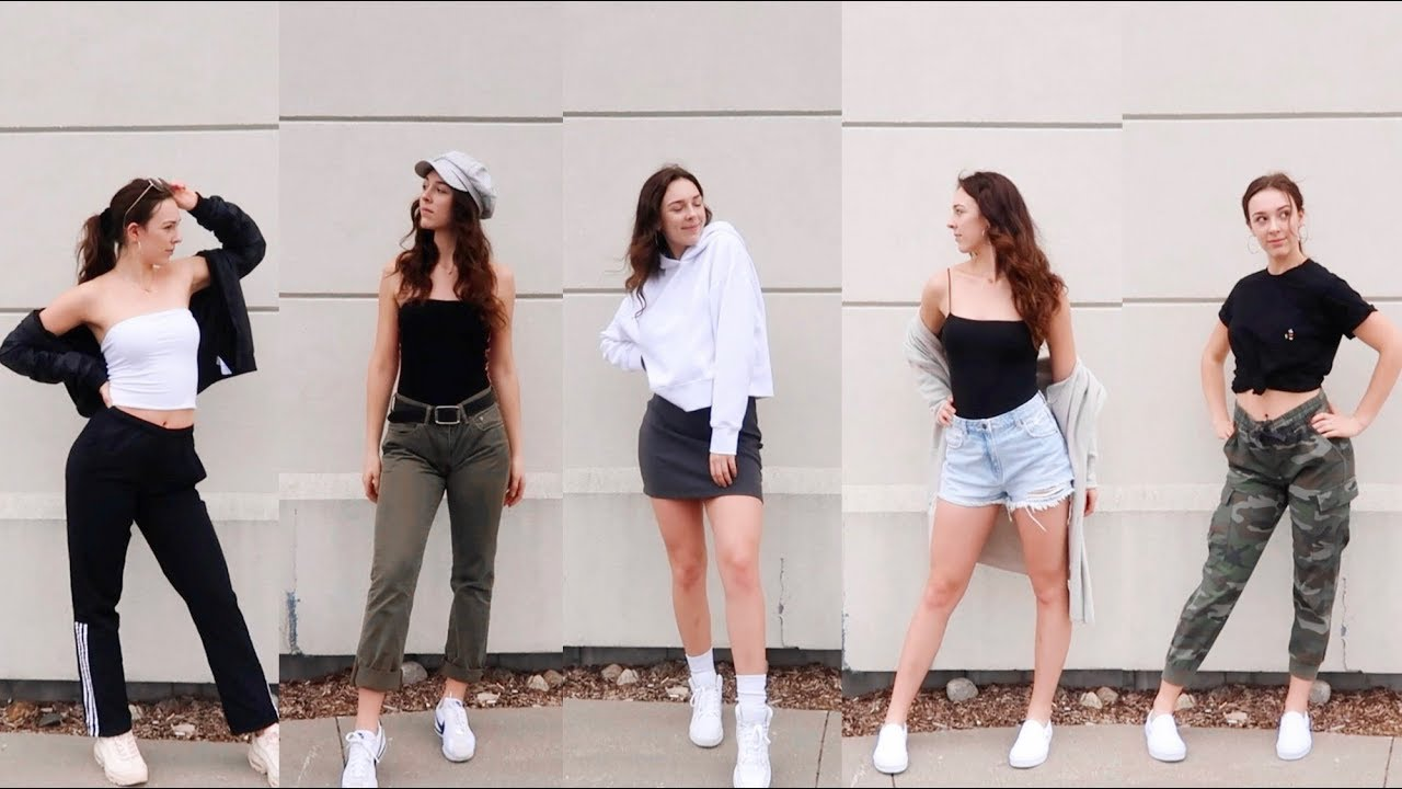 [VIDEO] – HIGH SCHOOL OUTFITS OF THE WEEK
