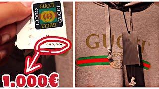 EIN GUCCI PULLOVER FÜR 1.000€ ?💸😱🔥| SHOPPING VLOG ESKALATION BEI BALENCIAGA | MAHAN