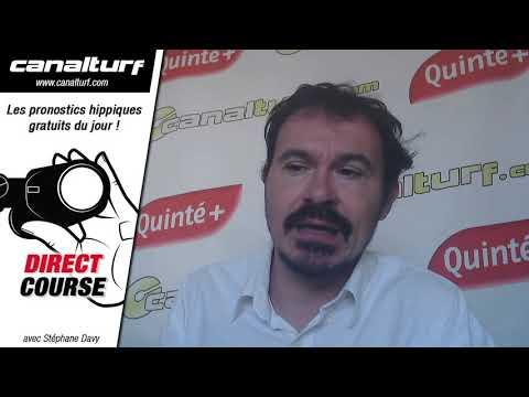 emission video des courses turf pmu du Mardi 15 juin 2021