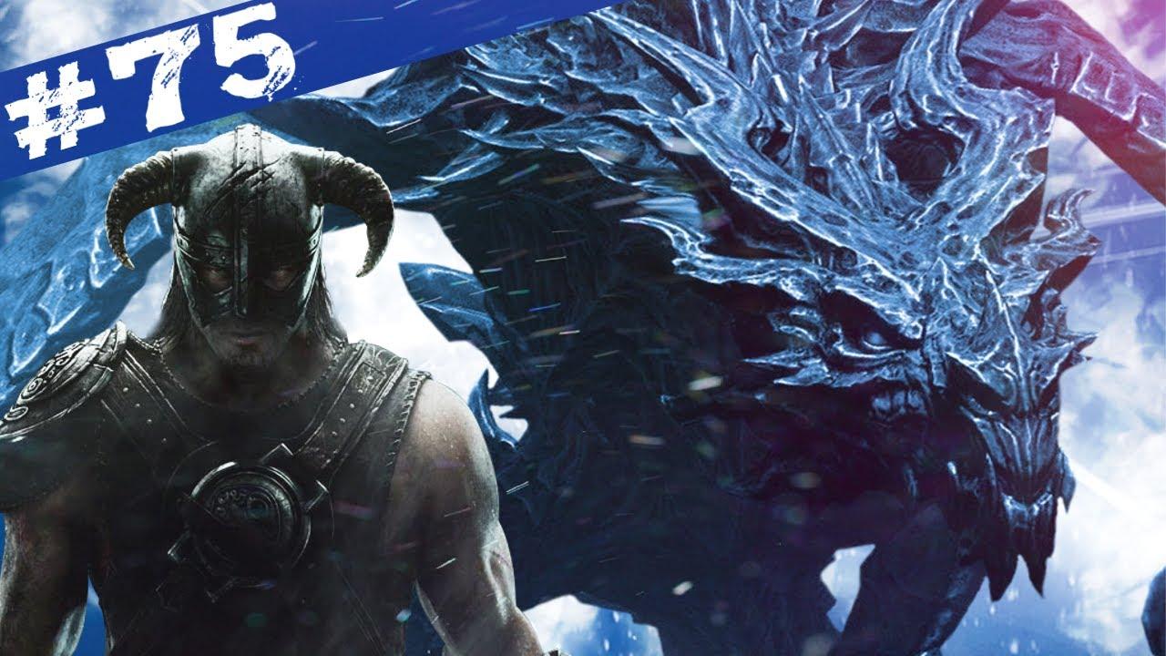 Download TEST EN CARTON #75 - The Elder Scrolls V : Skyrim