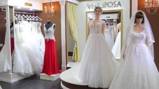 Новая коллекция 2016 в салоне свадебной и вечерней моды Vivi Sposa