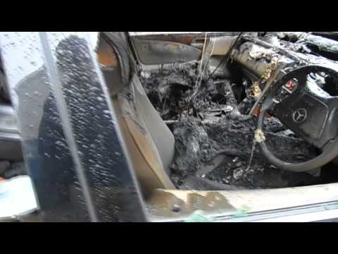 My Burnt Out Car
