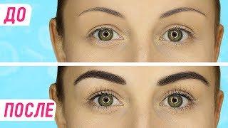 видео Что делть, чтобы быстро отрастить брови
