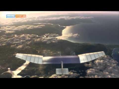 Facebook Building Plane-Sized Drones For Global Internet