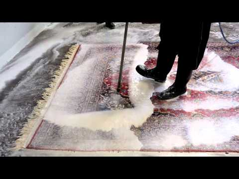 Babayans Carpet Cleaning Power Wash Procedure