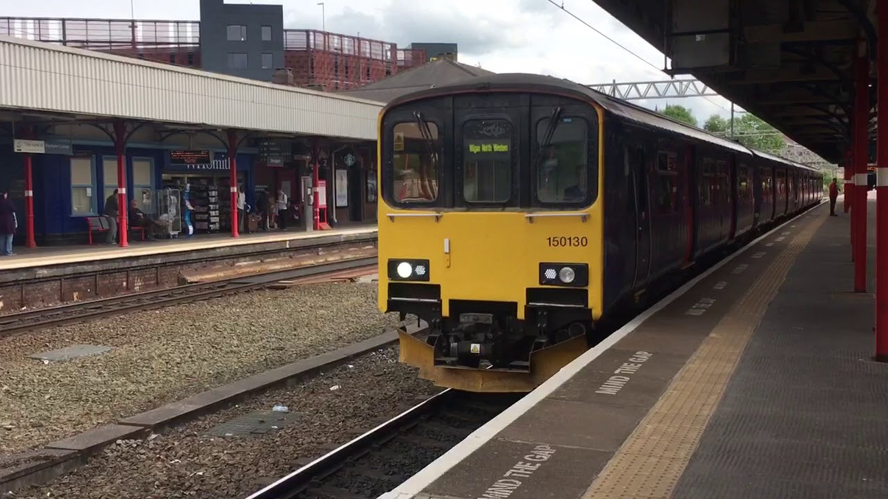 Fgwr 150130 Northern Rail 150228 At Stockport From Alderley Edge To