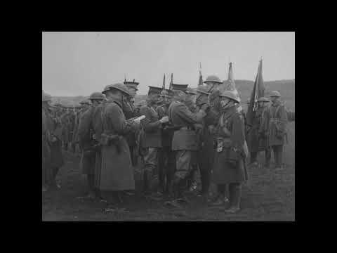 Post Armistice Training, 29th Division [1918-1919]
