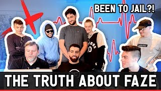 FaZe House: LIE DETECTOR TEST
