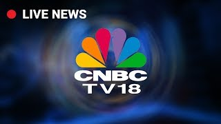 CNBC TV18  LIVE    Business News in English