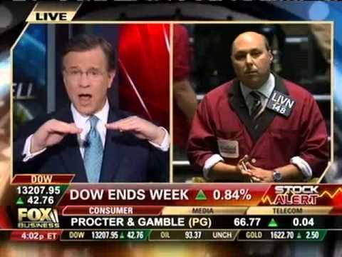 [ Trading Advantage ]  Fox Business Network After the Bell TV 8/10/12
