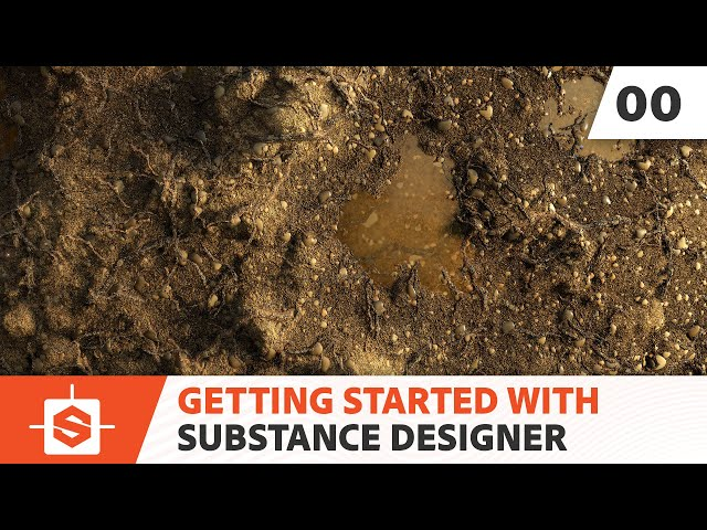 Creating your first Substance Material Introduction