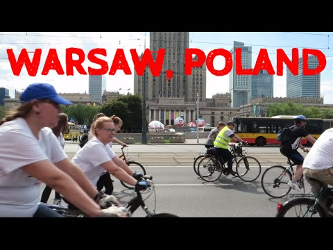 #8: Trip To Warsaw, Poland