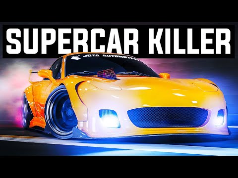 7 Japanese Tuner Cars That Eat Supercars For Lunch!