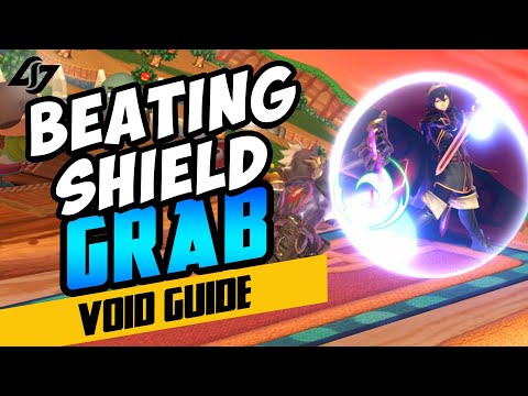How to Beat Shield Grab in Smash Ultimate - CLG VoiD Guides