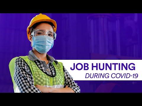 6 Tips For Job Hunting During The Coronavirus Pandemic